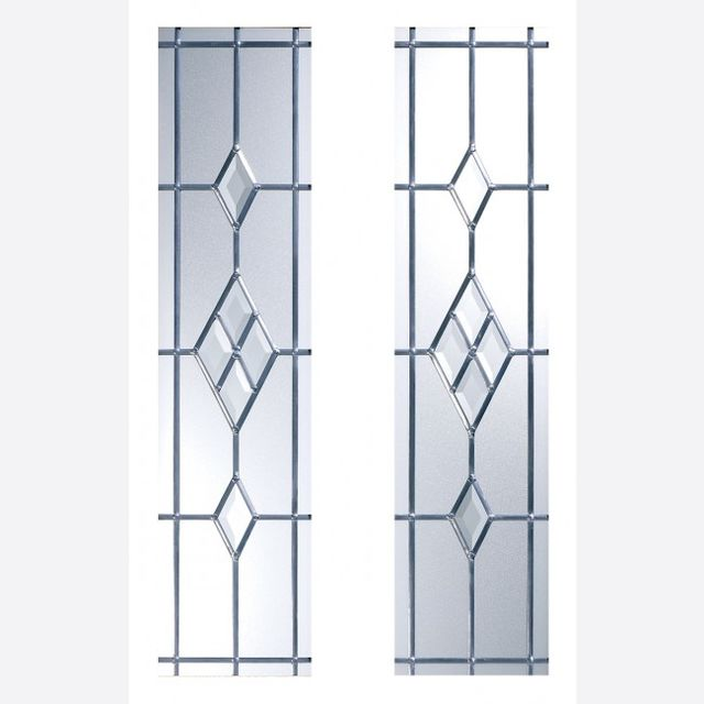 2-Pane Glass Pack - ABE-Leaded for LPD Malton Door