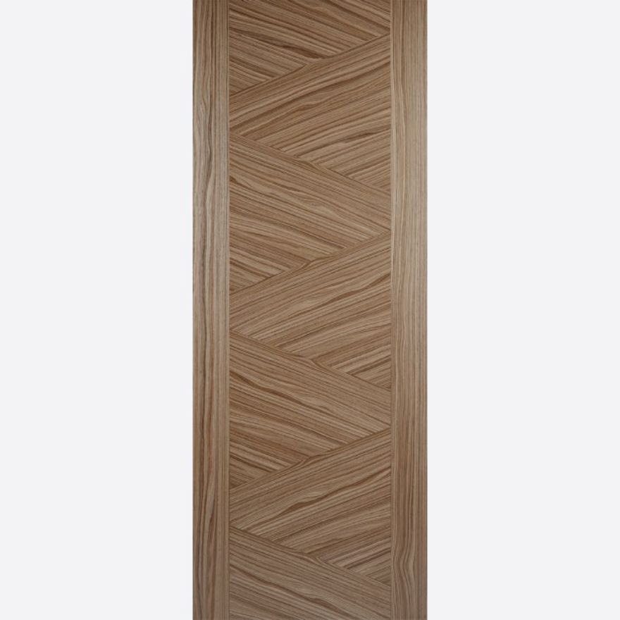 Zeus Walnut Door