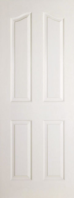 Mayfair Panel White Moulded Lpd Doors