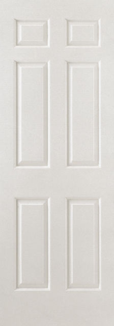LPD® White Moulded-Panel Doors