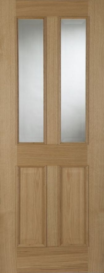 Mendes® Oak Raised Moulding Doors