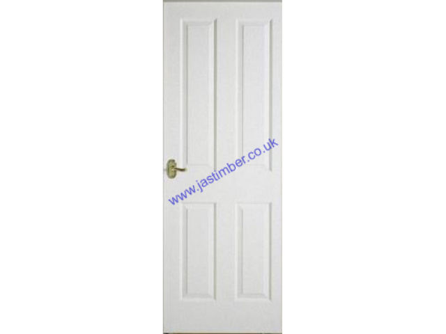Mendes® White Moulded Doors