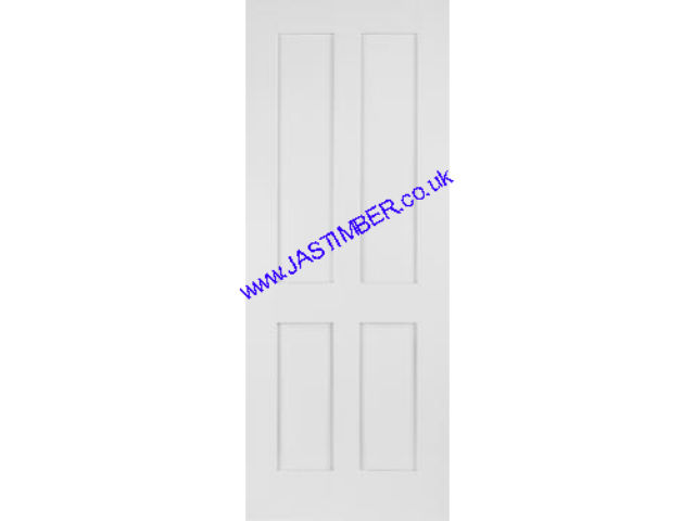 Mendes® Deluxe White Primed Doors
