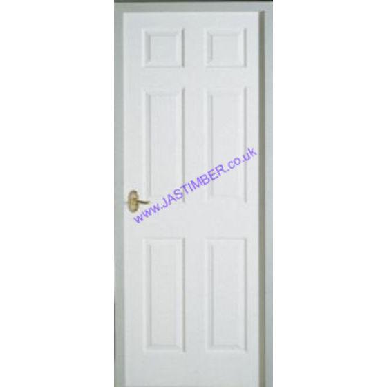 Premdor Colonist White Half Hour Fire Door