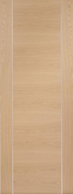 Forli Fire Door: FD30 Architectural Flush *Pre-Finished Oak* 44mm Internal Fire Door - XL Doors