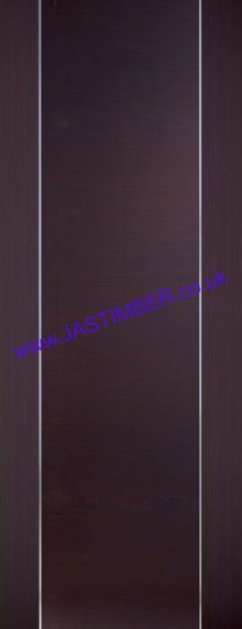 Forli Pre-Finished Wenge Internal Door - XL Joinery Doors