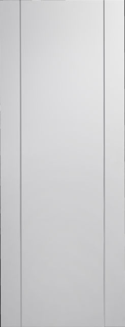Forli Fire Door: FD30 Architectural Flush *Pre-Finished White* 44mm Internal Fire Door - XL Doors