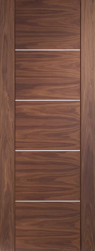 Portici Walnut Internal Door