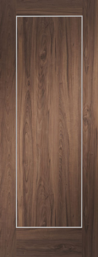 Varese Pre-Finished Walnut Internal Doors