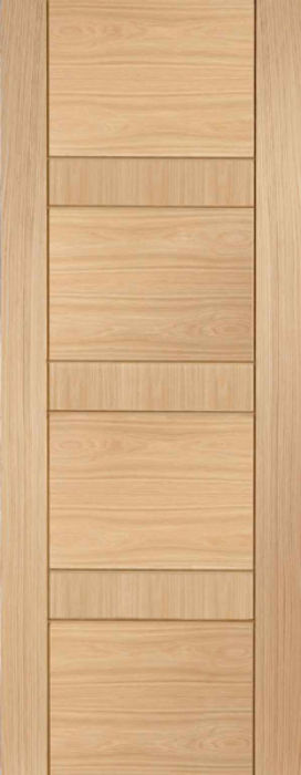 Latina Oak Internal Door