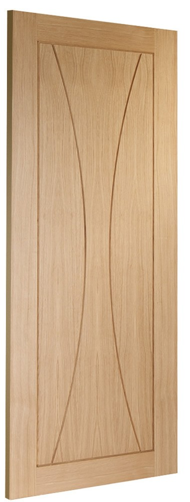 Verona V-Groove Oak Internal Door