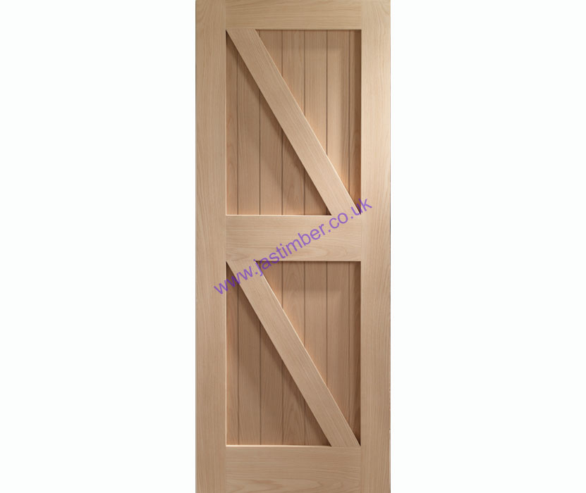 FL&B Oak Internal Door - XL Joinery
