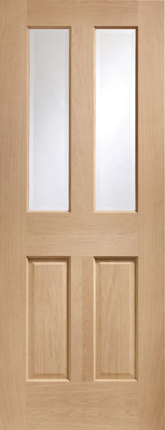 Malton Glazed Non-RM Oak Door