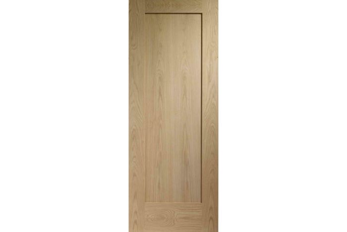 Pattern 10 1-Panel Oak Internal Door