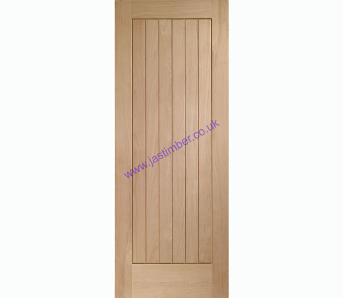 Suffolk T&G Oak Internal Door