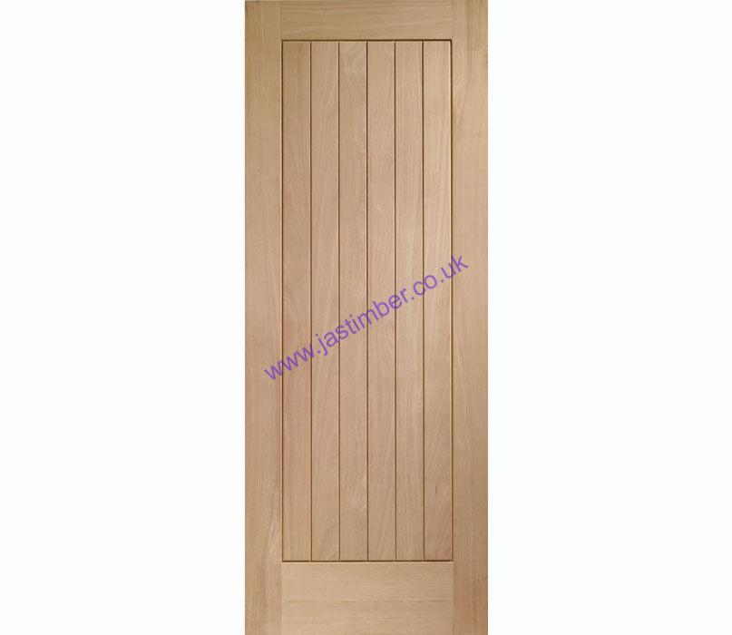 Suffolk T&G Oak Internal Door - XL Joinery