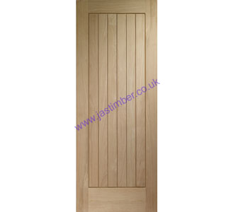 Suffolk T&G Oak Internal Door - XL
