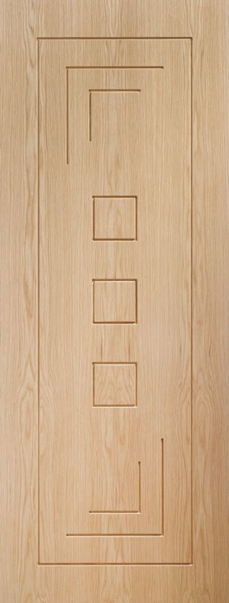 Altino Oak Internal Door