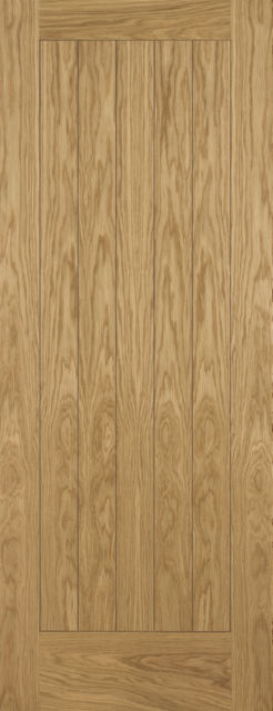 Stamford Door: T&G-effect *Pre-Finished Oak* 35mm Internal - XL Doors