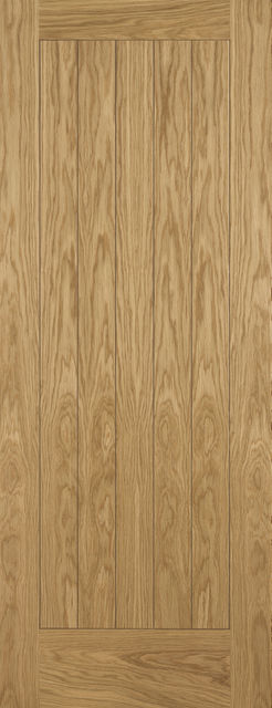 Stamford Fire Door: FD30 T&G effect *Pre-Finished Oak* 44mm Internal Fire Door - XL Fire Doors