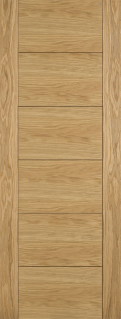 Taunton Door: 6-Panel *Pre-Finished Oak* 35mm Internal Door - XL Doors