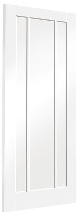 XL Worcester 3-P White Primed 35mm Int. Door