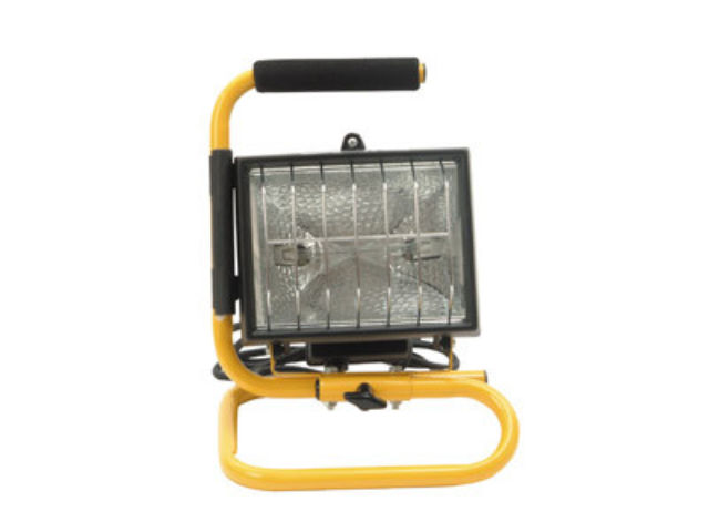 Floodlight 500W Mini / Portable 240V - Class C 400W Tube