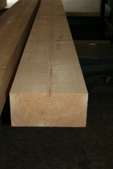 C24 Graded 300x150mm Building Timber Joist; Image 8482
