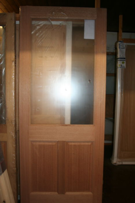 External Hardwood 2XG Door 8290