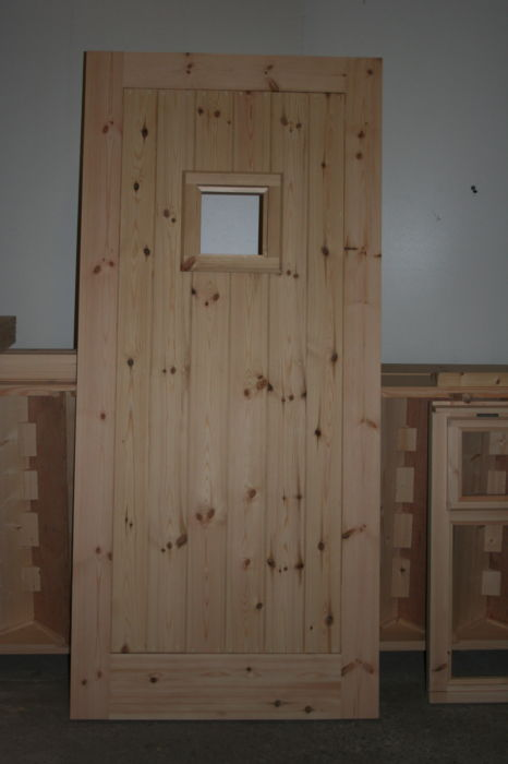 JBK BB T&G Pine 1L Door 3754