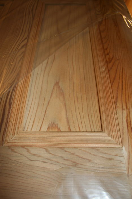 LPD Pitch Pine Int. Door Panel IMG 8011