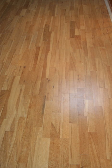 Real Oak T-and-G Flooring; Image 1756.3