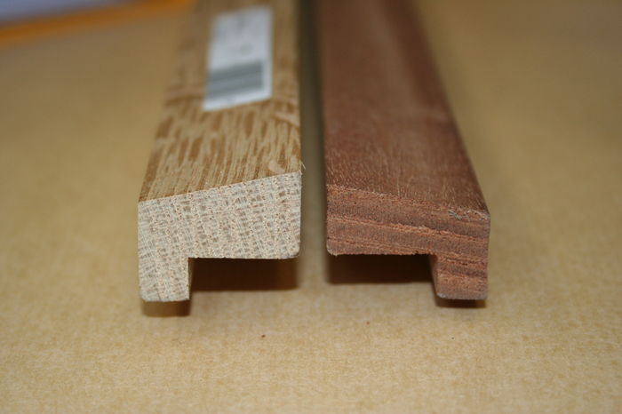 IMG 8534 Sapele Hardwood & Oak Fire Door Glazing Bead;