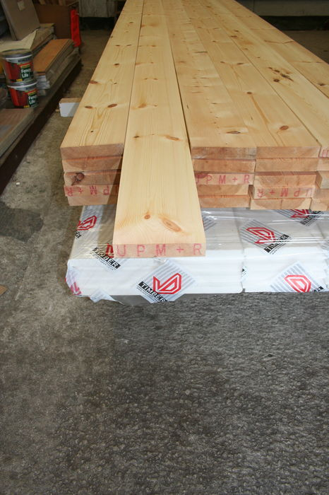 225x38mm Scandinavian Planed Softwood; Image 9207