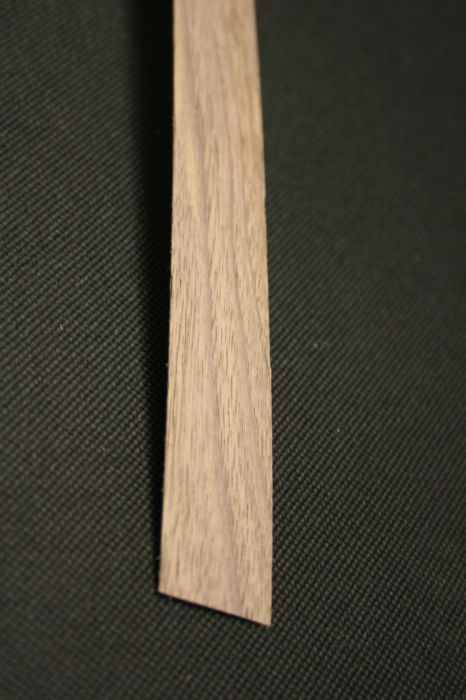 Natural-Walnut 22mm Edging Tape; Image 8164