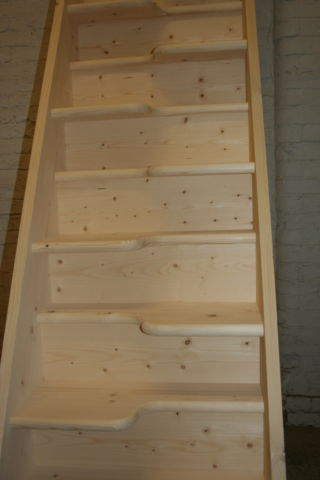 Bespoke Joinery Products: Alternator Staircases