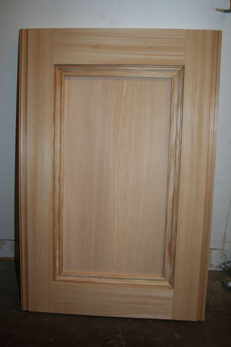Pine Cabinet Door with Flat-Panel - made to size; IMG 3771