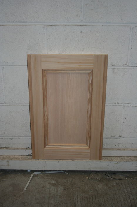 Pine Cabinet Door made to size; Image 3774