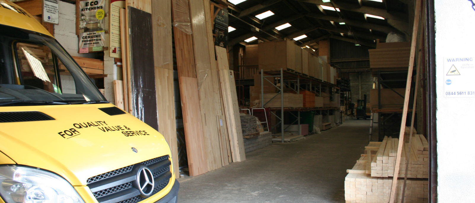 Pine Jointed Board from JAS Timber