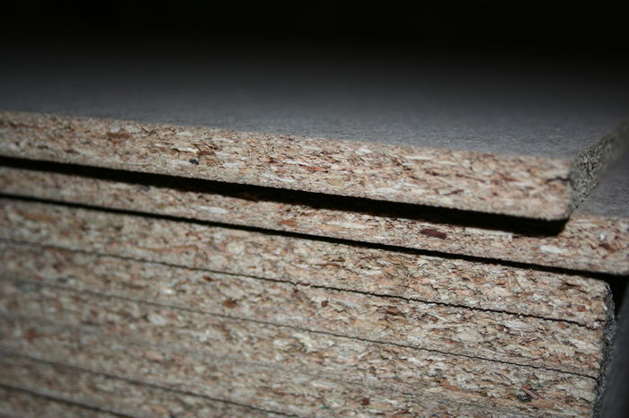 8x4 18mm Chipboard Stock; Image 2038