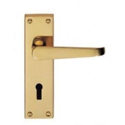 Door Furniture - Brass