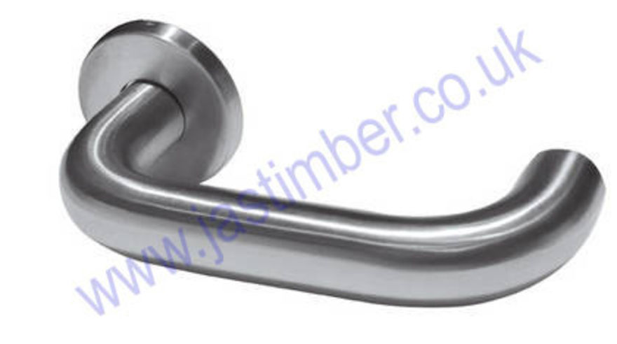 Frelan Orbit Lever Door Handle