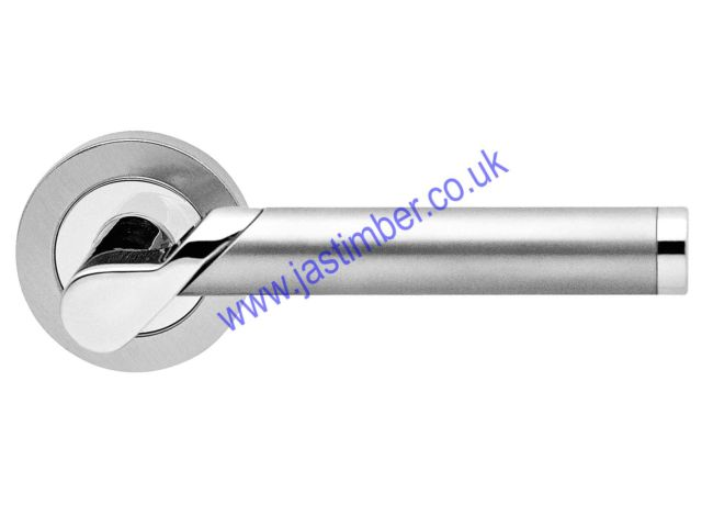 Karcher R38 Starlight Lever Door Handle CP/SSS