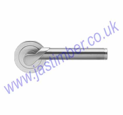 Karcher Starlight Chrome Lever Door Handle - Special Offer