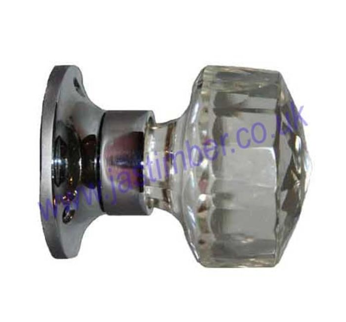 Glass Door Knob Handles - S3290