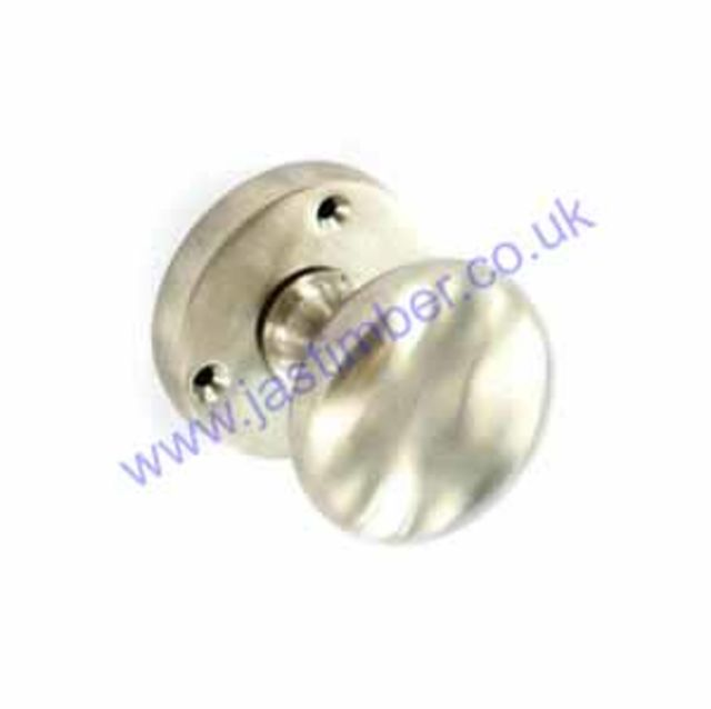 Securit Nickel Door Handles