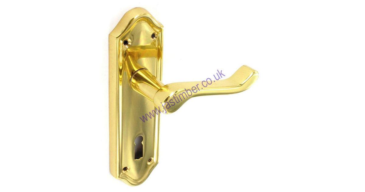 Securit S2800 Henley Lock Door Handles