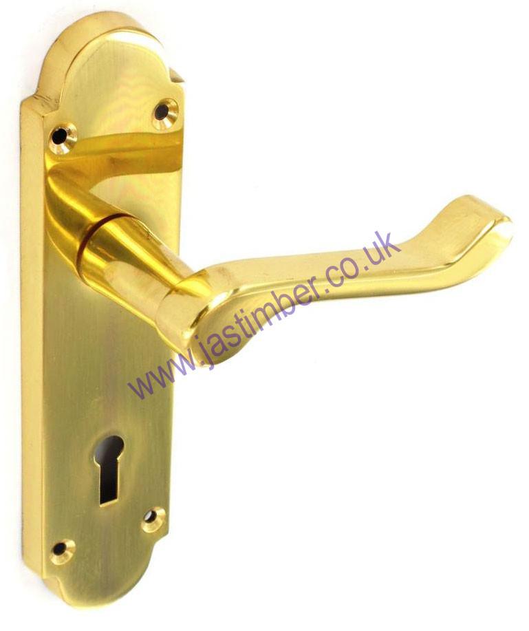 securit s2820 richmond lock door handle