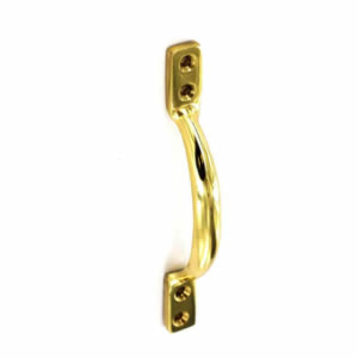 S2580 Brass Sash Handle - news