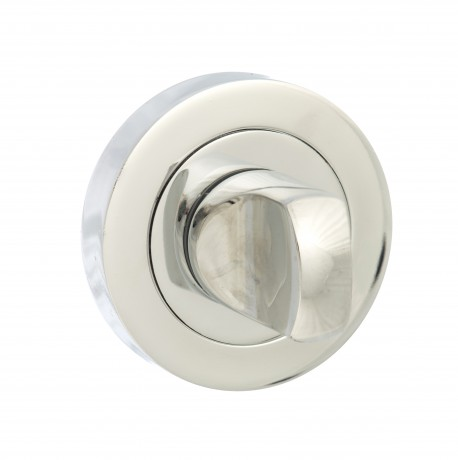 Atlantic Mediterranean WC Thumbturn for Bathroom Lock : M-WC - Choose Finish